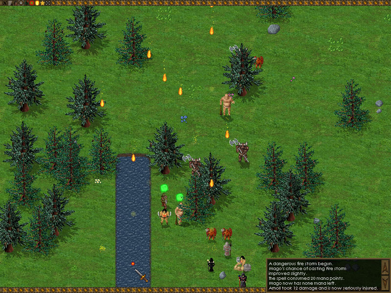 Click to view Battles of Norghan 1.12 screenshot
